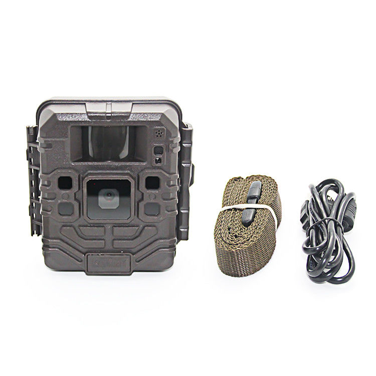 16MP Resolution Bluetooth Deer Camera , Programmable No Flash Trail Camera